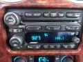 2005 GMC Envoy Ebony Interior Audio System Photo