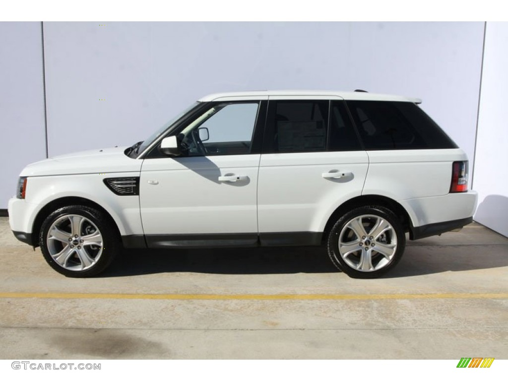 fuji white 2012 land rover range rover sport hse lux exterior photo 59837670. Black Bedroom Furniture Sets. Home Design Ideas