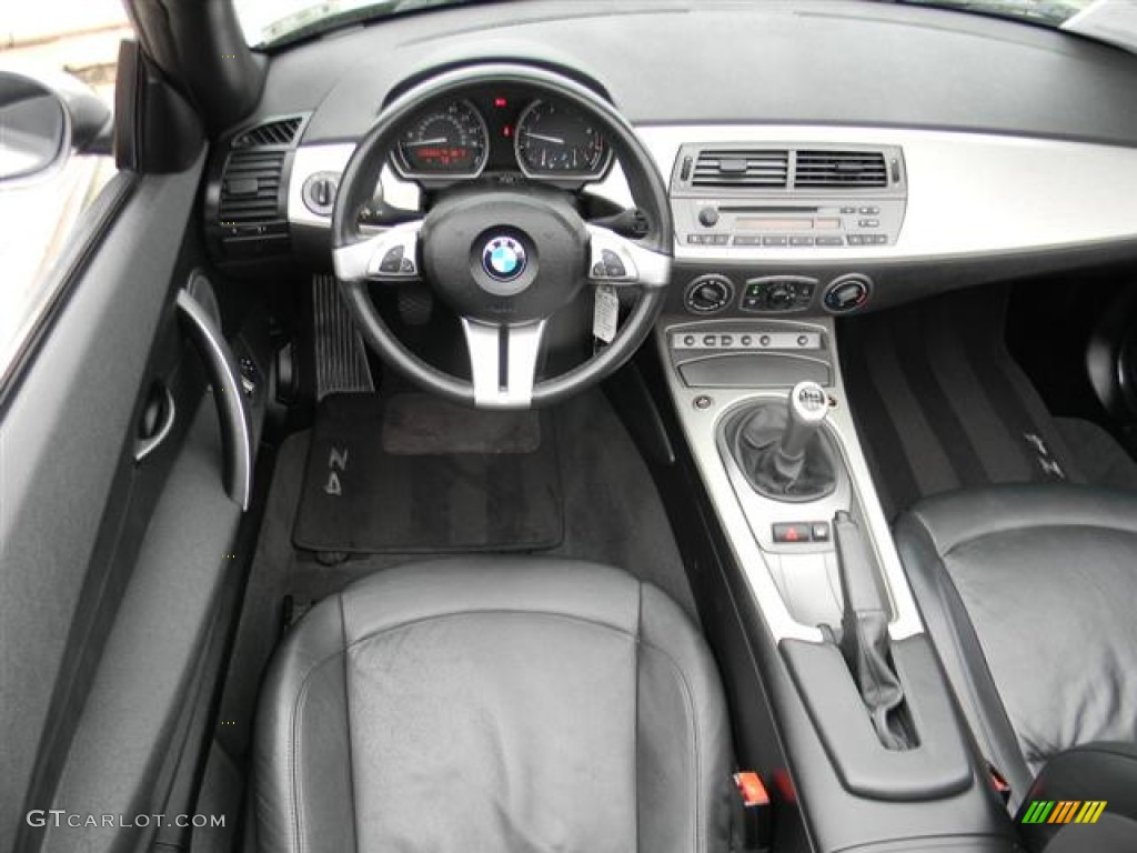 2004 Bmw Z4 3 0i Roadster Black Dashboard Photo 59843280