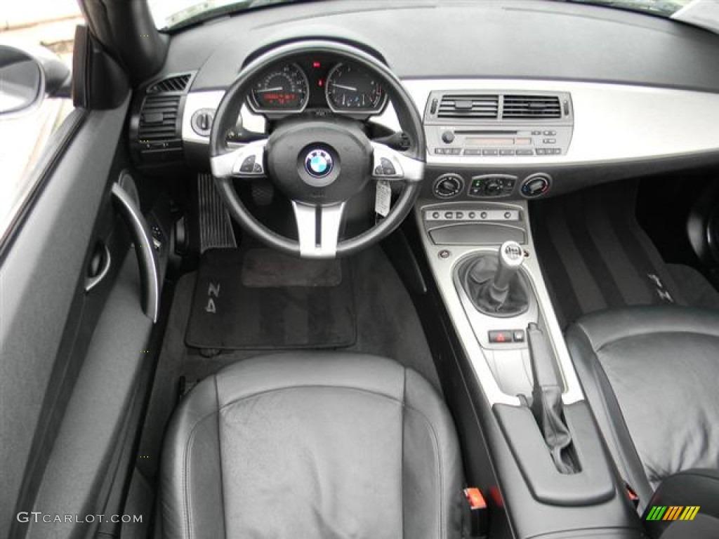 2004 Bmw Z4 3 0i Roadster Black Dashboard Photo 59843280