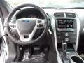 2012 Ford Explorer Charcoal Black Interior Dashboard Photo