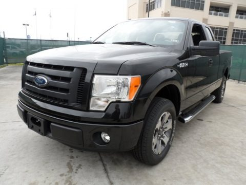 2012 ford f150 stx supercab data info and specs. Black Bedroom Furniture Sets. Home Design Ideas