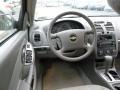 Titanium Gray Dashboard Photo for 2007 Chevrolet Malibu #59850451