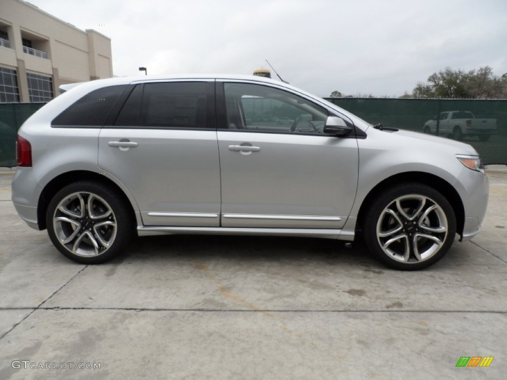Ingot silver metallic 2012 ford edge sport exterior photo 59850460 gtcarlot com