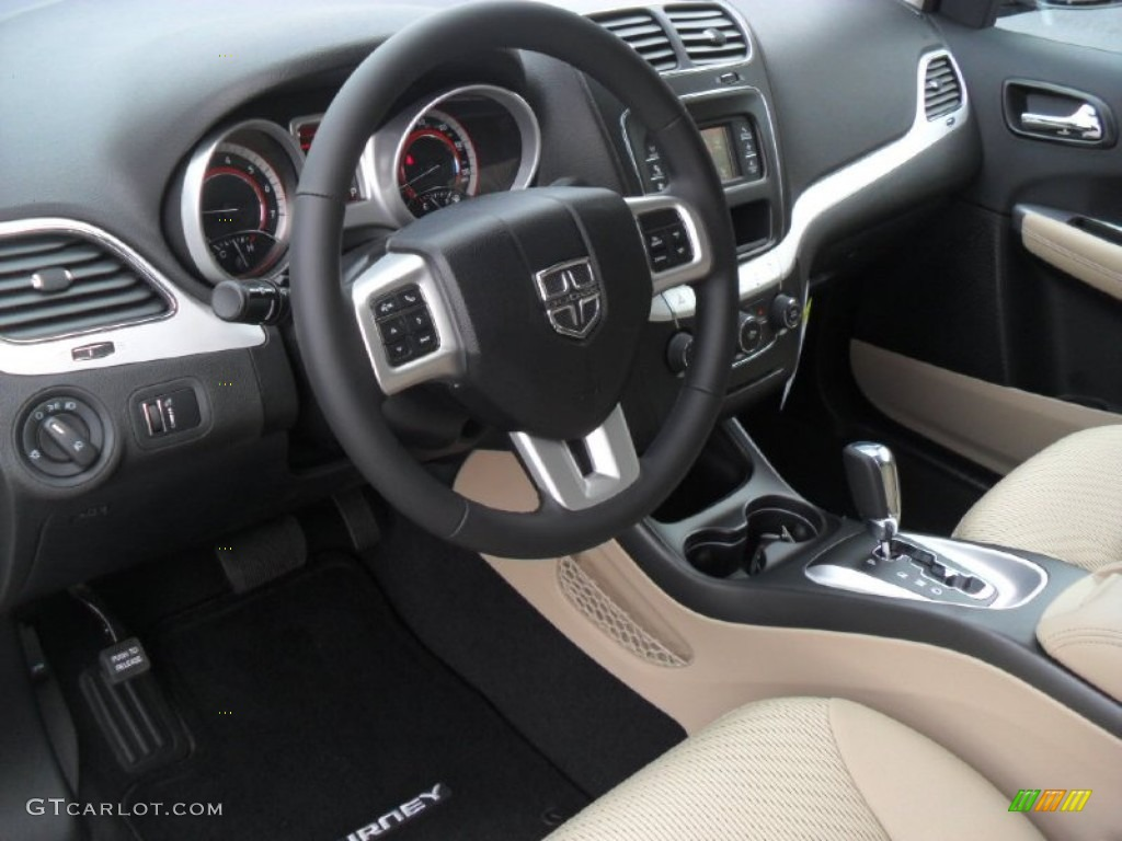2012 Dodge Journey Sxt Awd Interior Color Photos