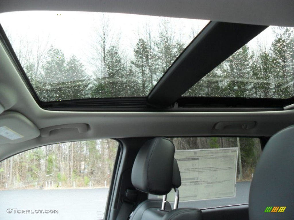 2012 jeep grand cherokee limited 4x4 sunroof photo #59851962