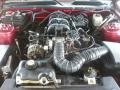 2007 Redfire Metallic Ford Mustang V6 Deluxe Convertible  photo #15