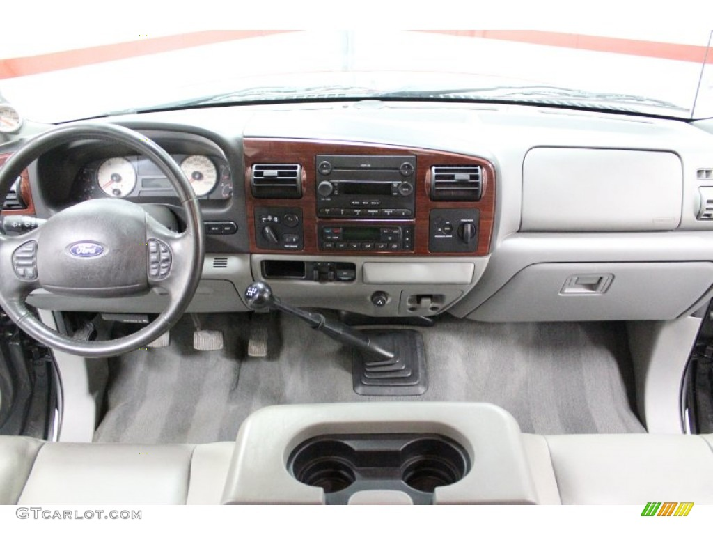 129 0702 05 Z ford F250 Super Duty steering Interior - Photo ...