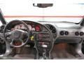 Dashboard of 2004 Bonneville GXP
