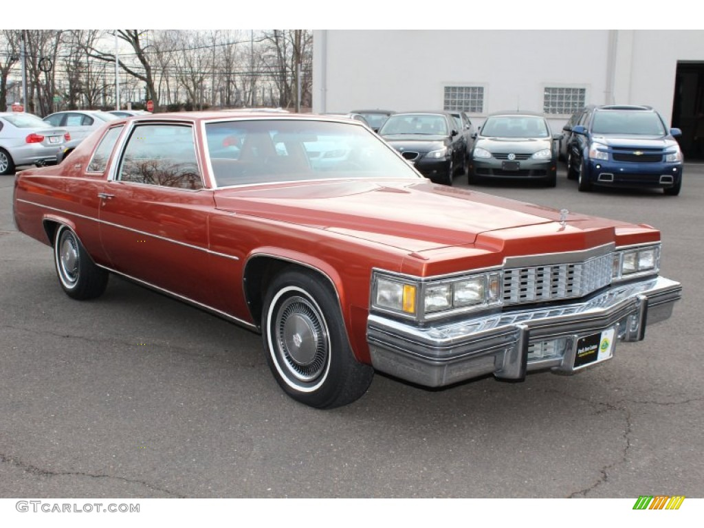 1977 cadillac coupe deville saffron metallic color saffron. Cars Review. Best American Auto & Cars Review