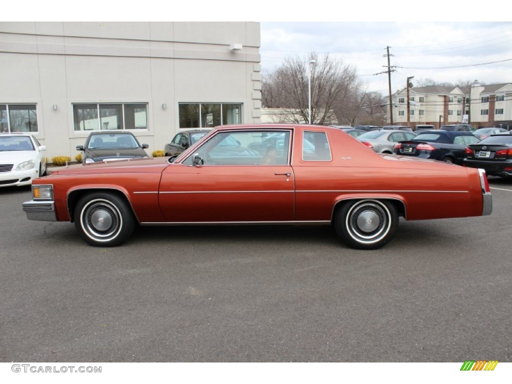 saffron metallic 1977 cadillac coupe deville standard coupe deville. Cars Review. Best American Auto & Cars Review