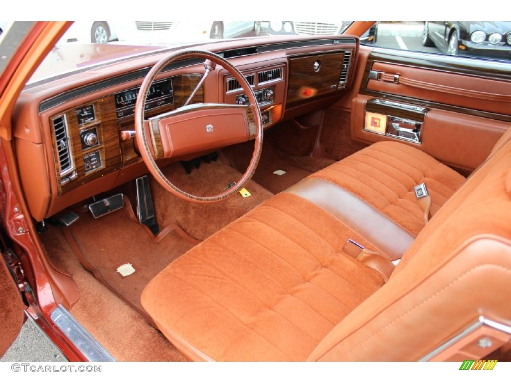 1977 Cadillac Deville Interior Design 3d 1978 Saffron Coupe Standard Rh Gtcarlot Com 1976