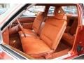 Front Seat of 1977 Coupe DeVille