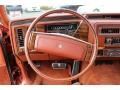 1977 Coupe DeVille  Steering Wheel