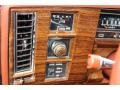Controls of 1977 Coupe DeVille
