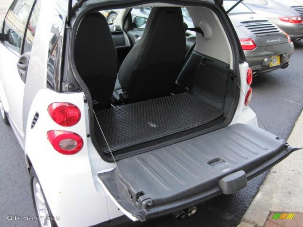 2008 Smart Fortwo Pion Coupe Trunk Photo 59865378
