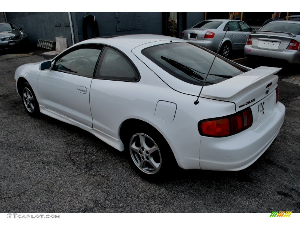 Super white 1998 toyota celica gt hatchback exterior photo 59866629