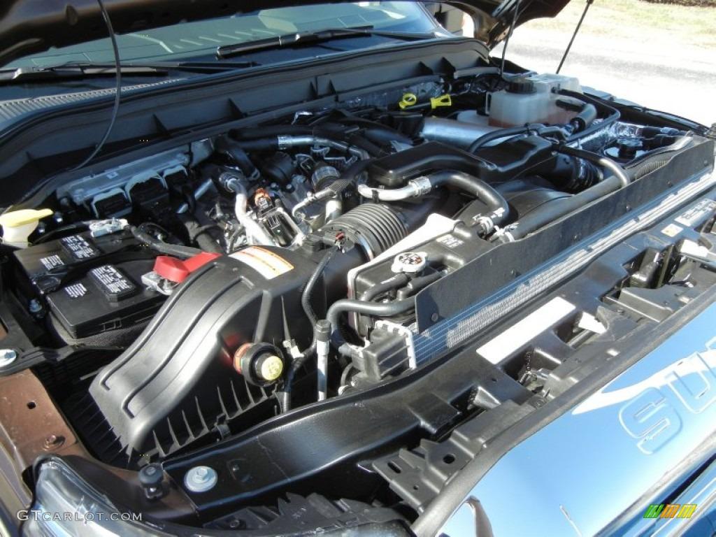 2012 Ford F250 Super Duty Lariat Crew Cab 4x4 6 7 Liter