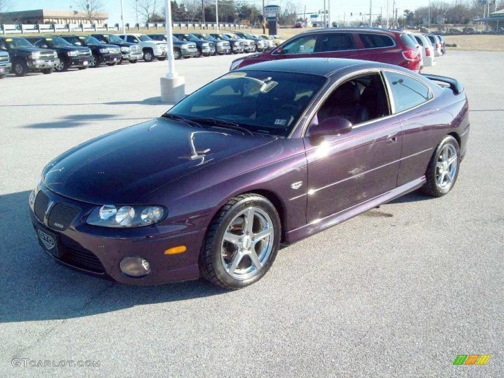 Car Paint Color Codes >> Cosmos Purple Metallic 2004 Pontiac GTO Coupe Exterior Photo #59876648 | GTCarLot.com
