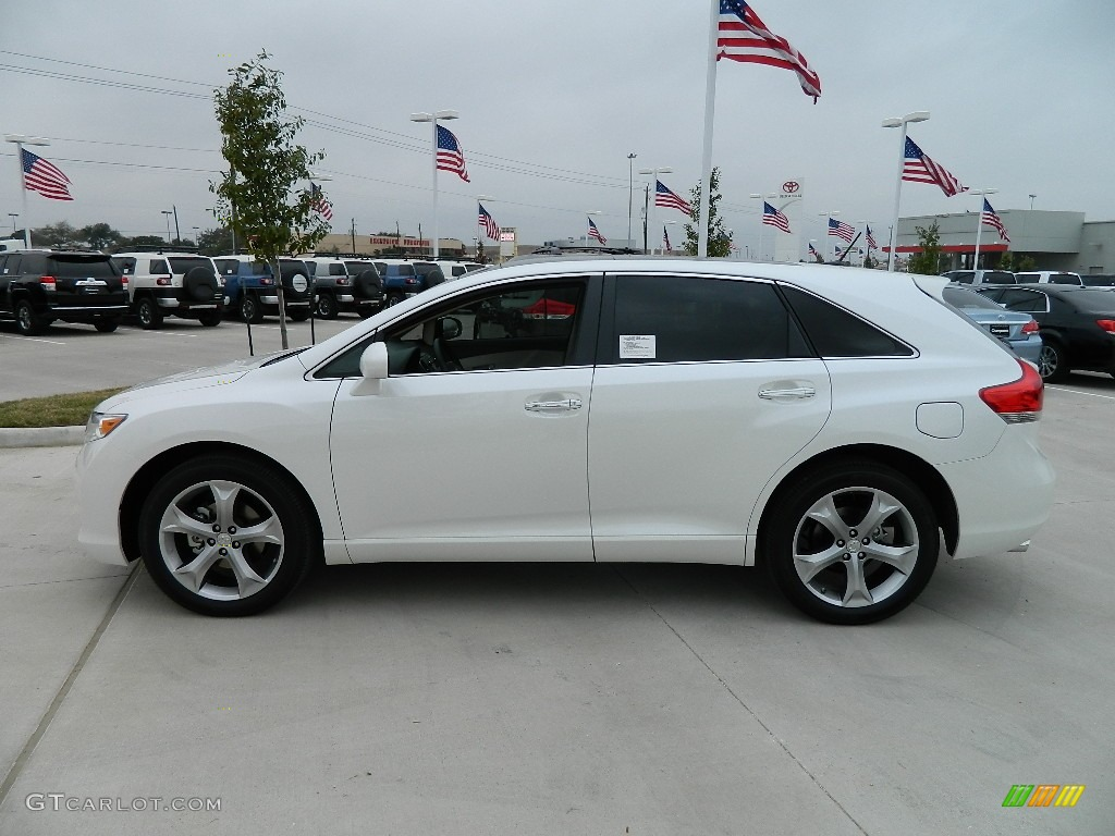 Blizzard White Pearl 2012 Toyota Venza XLE Exterior Photo #59877818 ...