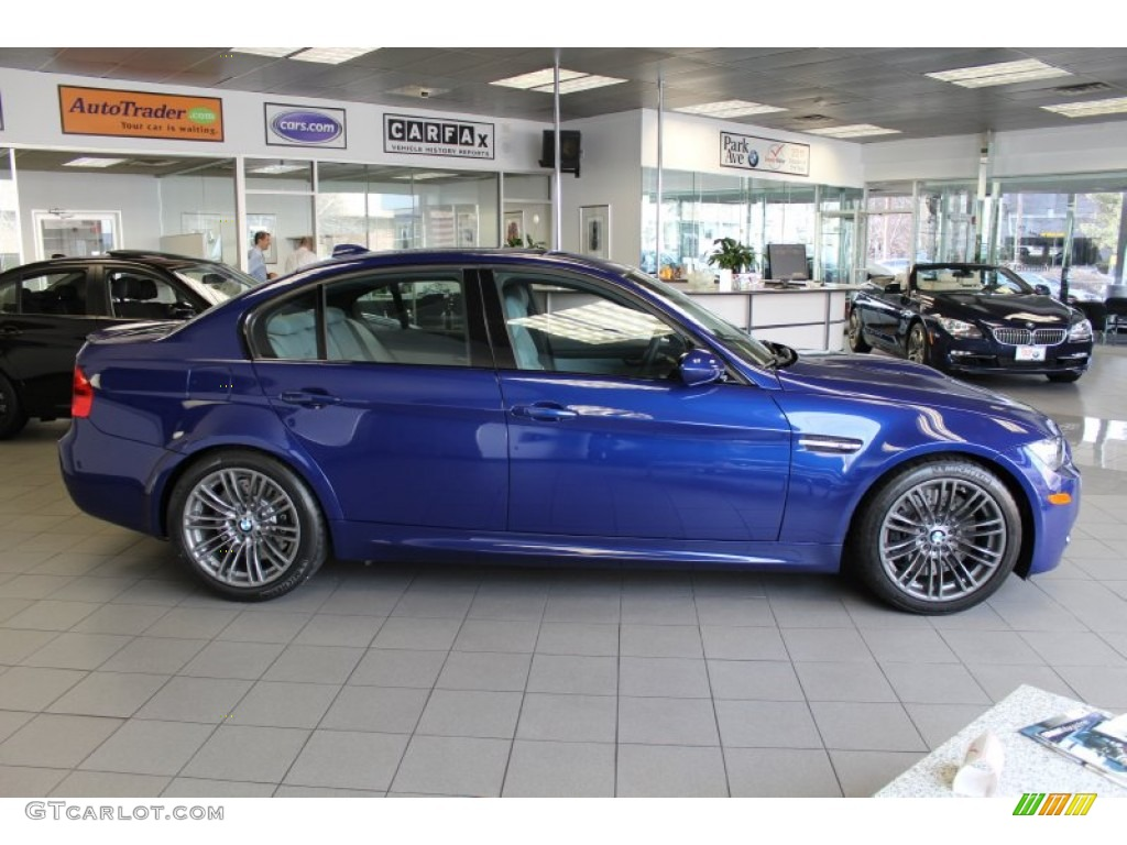 2008 Interlagos Blue Metallic Bmw M3 Sedan 59859635 Photo 4 Gtcarlot Com Car Color Galleries