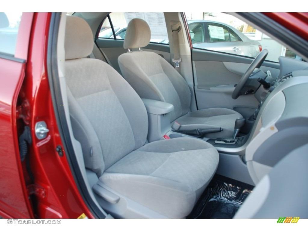 Ash Interior 2009 Toyota Corolla Le Photo 59900282