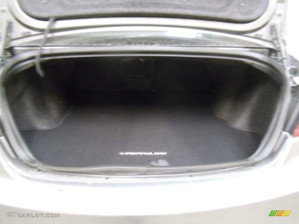 2012 chrysler 200 touring sedan trunk photo 59901413. Black Bedroom Furniture Sets. Home Design Ideas