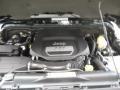2012 Black Forest Green Pearl Jeep Wrangler Sahara 4x4  photo #24