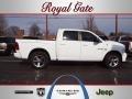 Stone White 2010 Dodge Ram 1500 Gallery
