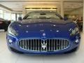 2012 GranTurismo Convertible GranCabrio Blu Mediterraneo (Blue Metallic)