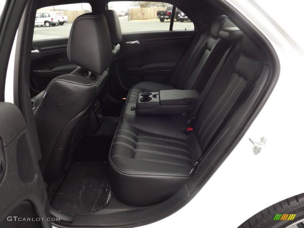 2012 chrysler 300 s v8 rear seat photo 59909867. Black Bedroom Furniture Sets. Home Design Ideas