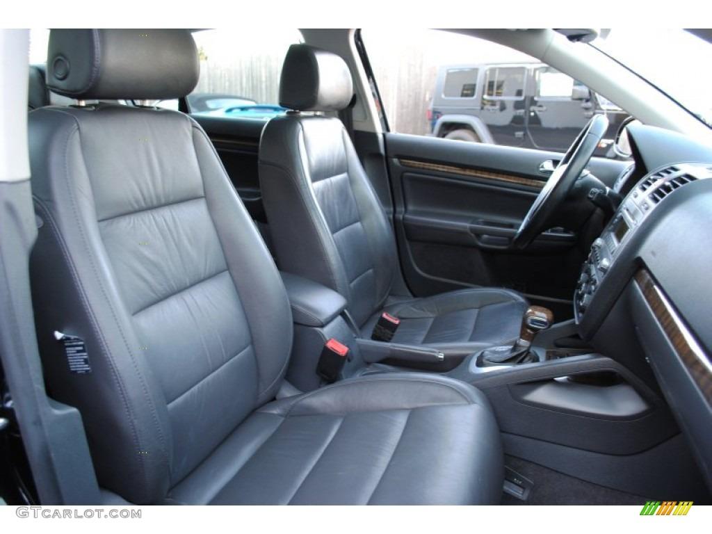 Black interior 2005 volkswagen jetta 2 5 sedan photo 59912925