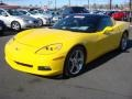 Velocity Yellow 2006 Chevrolet Corvette Gallery