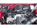 2007 Redfire Metallic Ford Mustang V6 Deluxe Coupe  photo #21