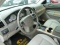 2008 Stone White Chrysler 300 Limited AWD  photo #15