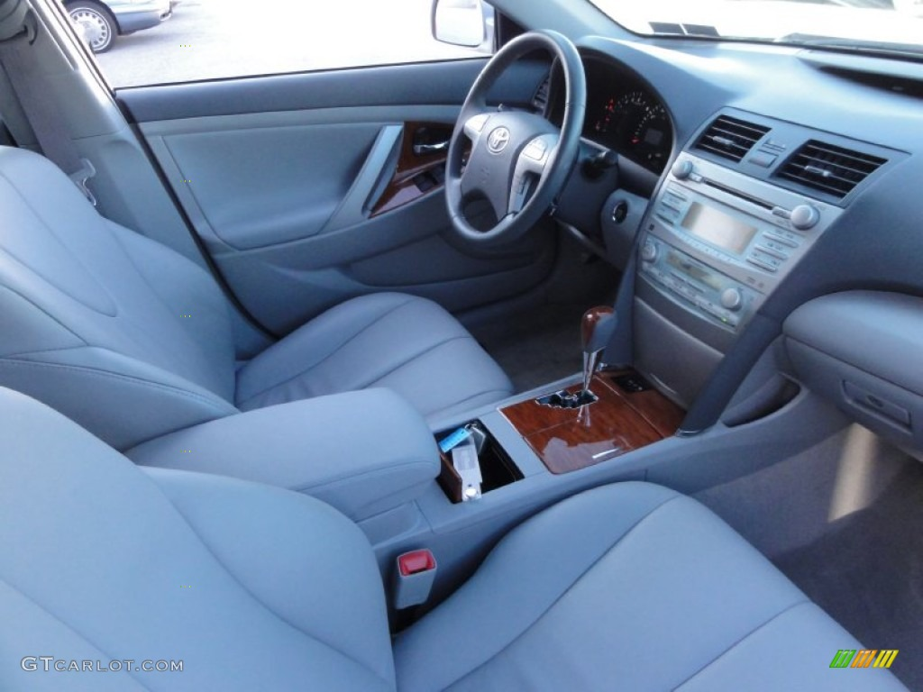 Ash Interior 2009 Toyota Camry Xle V6 Photo 59933697