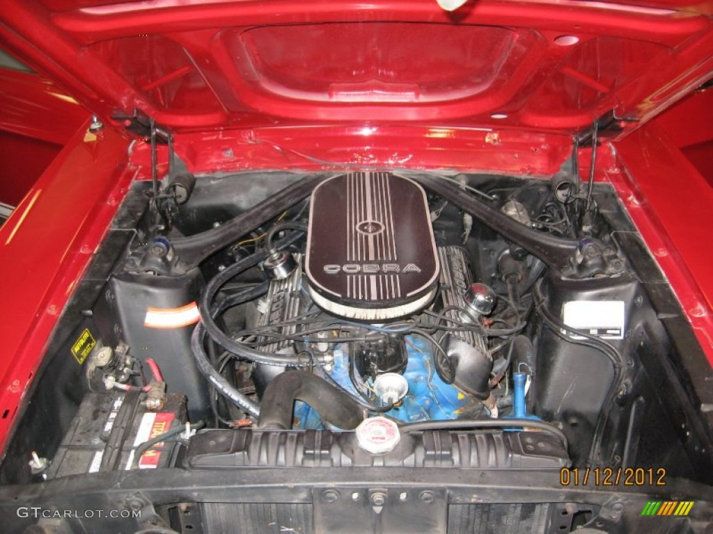 1966 Ford 289 Engine Specs 1966 Free Engine Image For