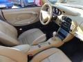 Savanna Beige 2004 Porsche 911 Interiors