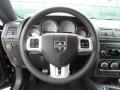 Dark Slate Gray Steering Wheel Photo for 2012 Dodge Challenger #59940212