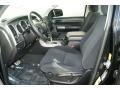 Black Front Seat Photo for 2010 Toyota Tundra #59944598