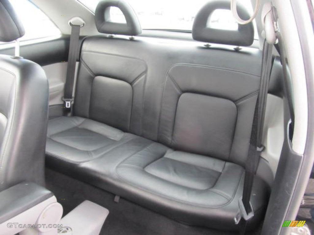 2000 volkswagen new beetle glx 1 8t coupe rear seat photo - 2000 vw beetle interior door handle ...