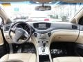Desert Beige Dashboard Photo for 2008 Subaru Tribeca #59947466