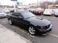 2007 Black Ford Mustang GT Premium Convertible  photo #10