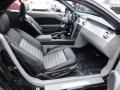 Black/Dove Accent Interior Photo for 2007 Ford Mustang #59948255