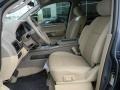 Almond 2012 Nissan Armada Interiors