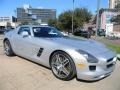 Front 3/4 View of 2011 SLS AMG
