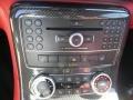 Controls of 2011 SLS AMG
