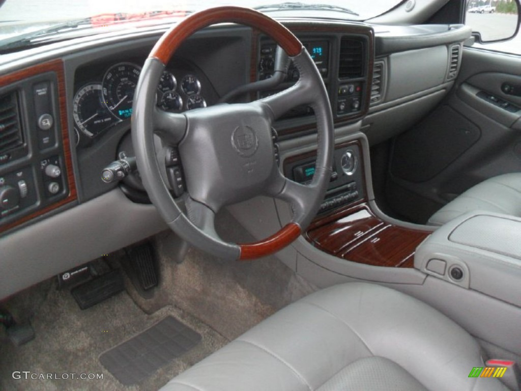 2002 Cadillac Escalade Standard Escalade Model Interior Color Photos