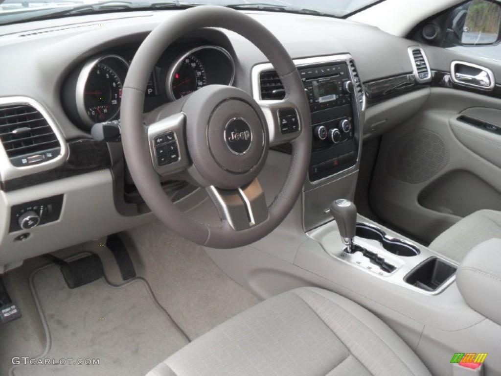 Dark graystone medium graystone interior 2012 jeep grand - Jeep grand cherokee laredo interior ...
