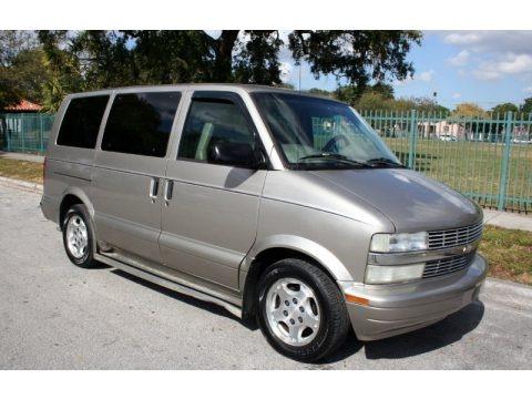 2004 Chevrolet Astro Passenger Van Data, Info and Specs